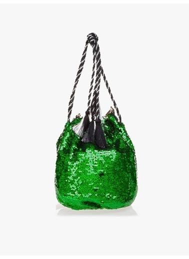 Twist Çanta Yeşil